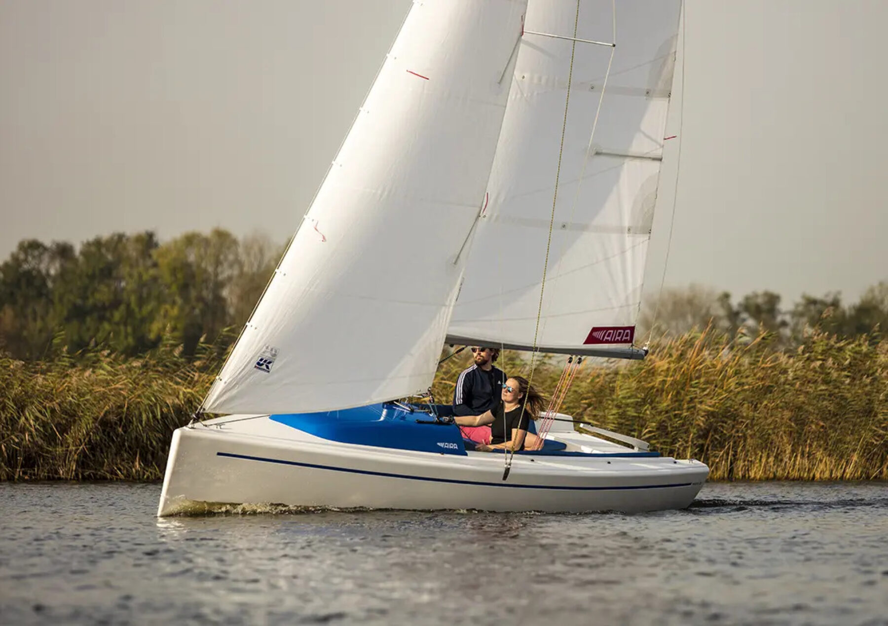 'This clever new Dutch Boat' — Yachting World